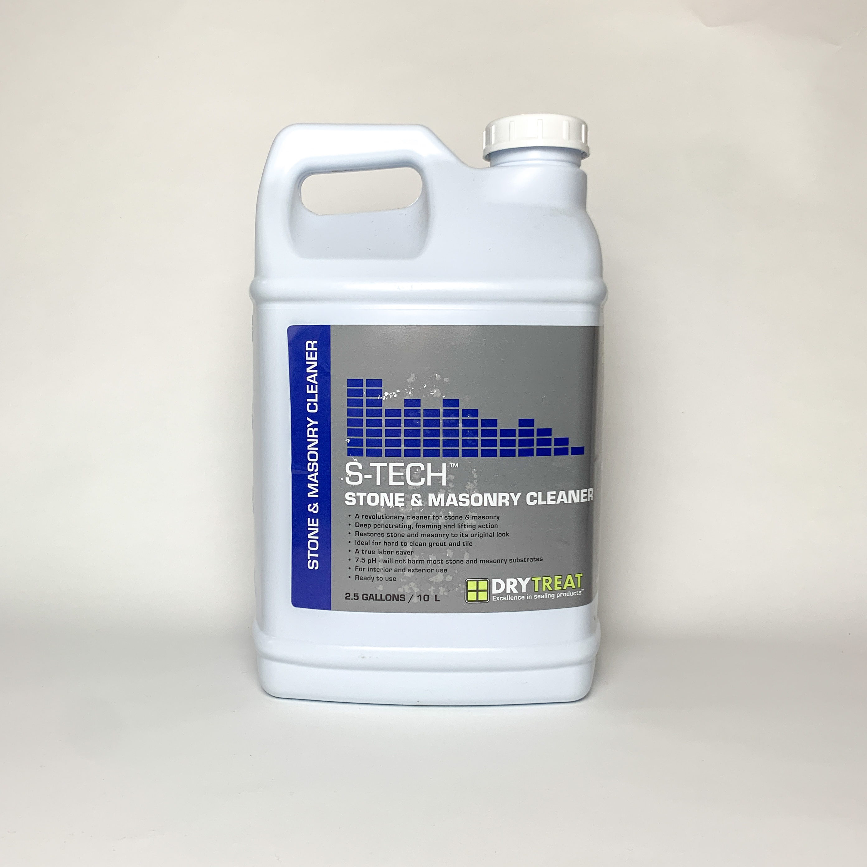 Stone & Masonry Cleaner Dry-Treat™